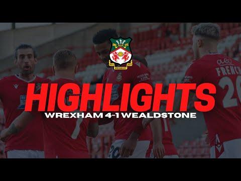Wrexham Wealdstone Goals And Highlights