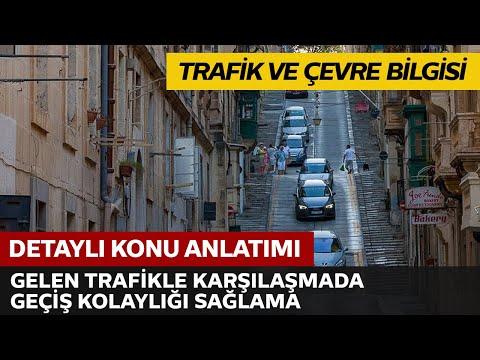 Gelen Trafikle Karşılaşmada Geçiş Kolaylığı Sağlama Kuralları