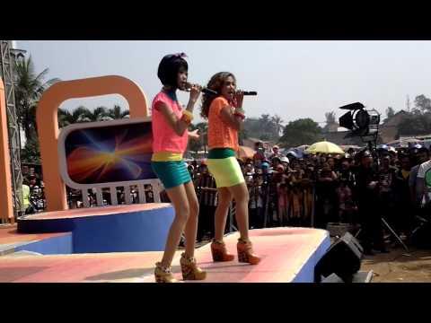 Gerebek Nusantara MNC TV _ De Mcca Si GOyang Bebek _ Ih Kamu