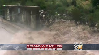 'Historic' Flooding In Central Texas Causes Closes, Evacuations