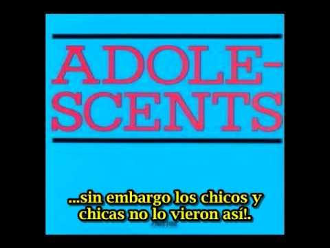 The Adolescents Kids Of The Black Hole (subtitulado español)