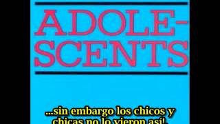 The Adolescents Kids Of The Black Hole (subtitulado español)