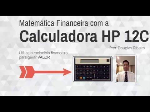 Como calcular o VPL na HP 12C