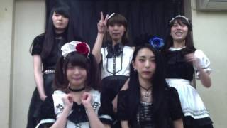 Message from BAND-MAID!