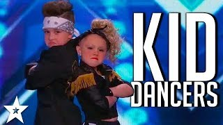 top 20 kid dance auditions of all time got talent global