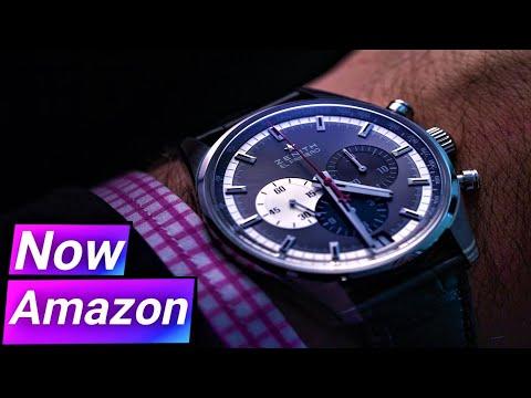 Top 5 Best Luxury Watches Under $5000 For Men Now 2020