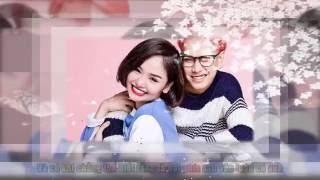 [kara beat tone nữ] Yêu Một Người Có Lẽ - Lou Hoàng ft. Miu Lê