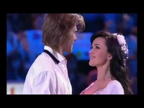 Счастливые моменты Анастасии Заворотнюк и Петра Чернышова .