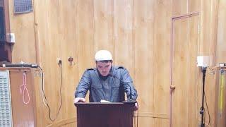 Пятничная проповедь в Центральной Джума мечети г.Хасавюрт