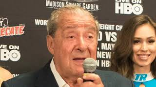 "Bob Arum off His Meds!""Al Haymon isnt Real""So why R U copying his business Model w ESPN!"