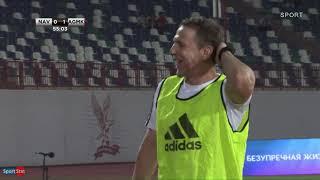 Superliga Uzbekistan 2019. Game week 16. NAVBAHOR 0-1 AGMK (second half)