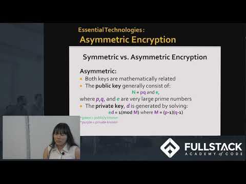Tech Talk: SSL and TLS