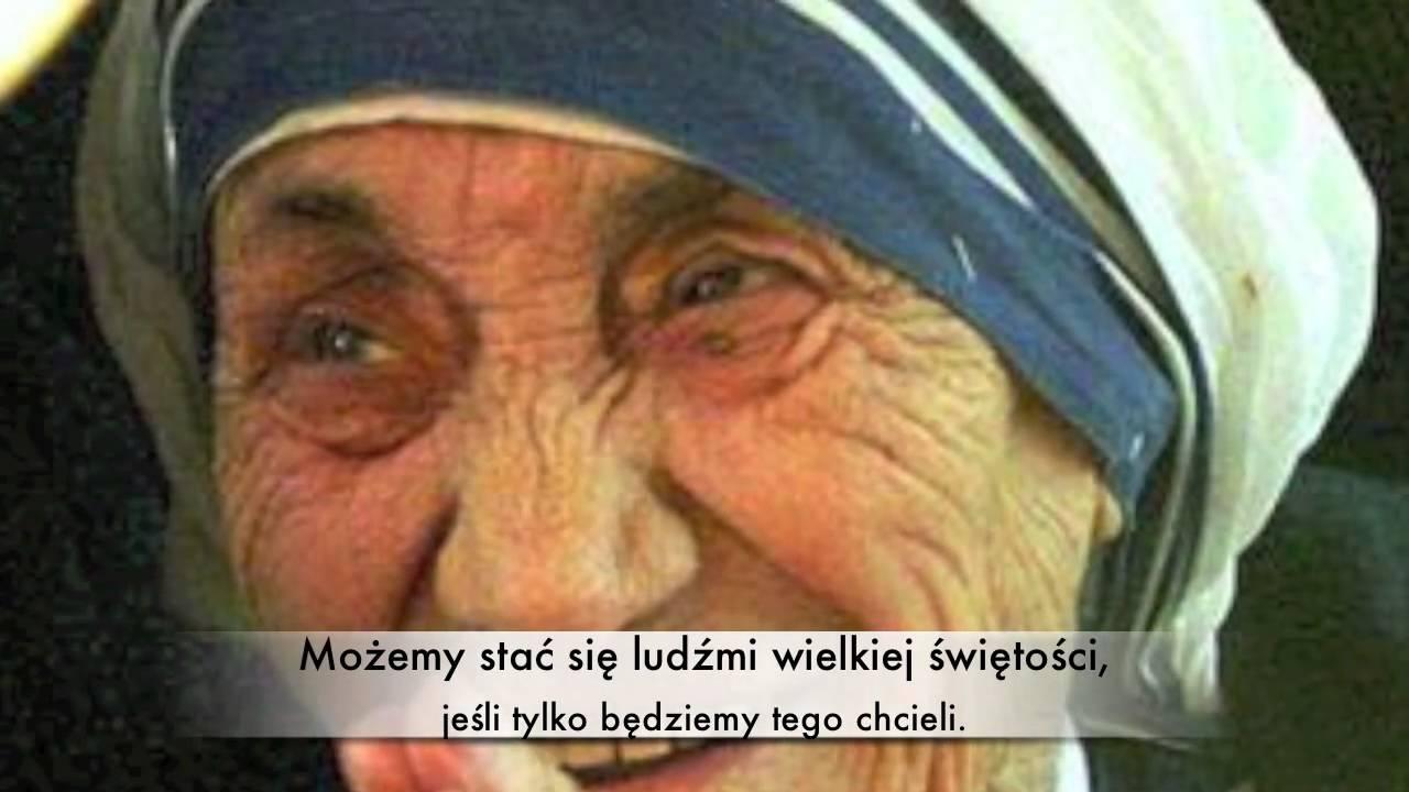 Błogosławiona Matka Teresa Z Kalkuty Blogmedia24