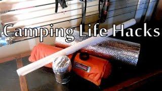 3 Camping Life Hacks: Hardware Store Re-Purposing