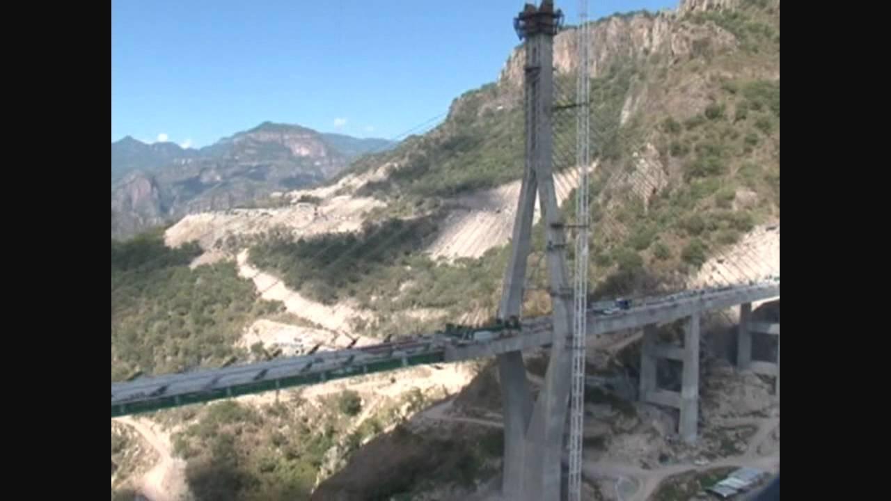 Puente colgante zacatecas
