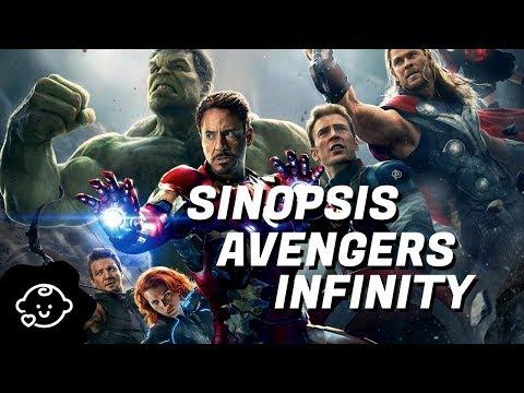 Sinopsis Avengers Infinity War 2018 😍 Bahasa Indonesia