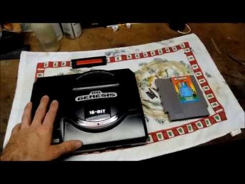 Bad Repairs on Retro Games and Consoles