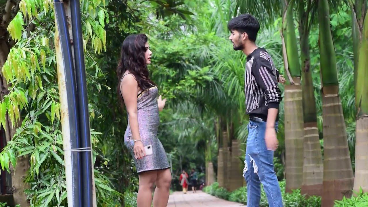 Ek Chumma (चुम्मा ) Udhar Dedo Prank | Bharti Prank | Raju Bharti |