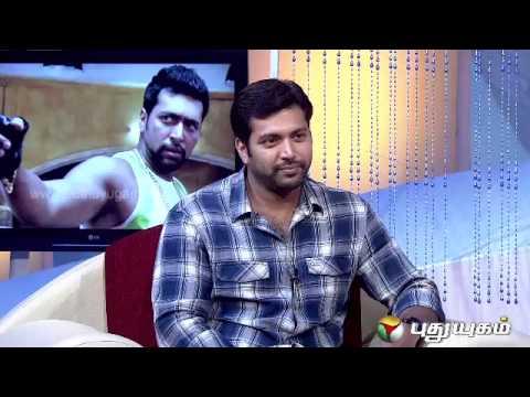 Natchathira Jannal - With Actor Jayam Ravi - Part 1