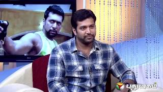 Natchathira Jannal - With Actor Jayam Ravi - Part 1