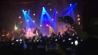 "PARTYNEXTDOOR & Drake Perform ""Recognize"" at PND Live In Toronto (11-12-2014)"