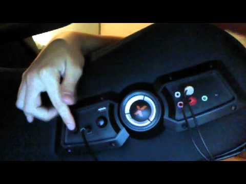 X Rocker Gaming Chair Breezesta Adirondack Chairs How To Set Up Your Turtle Beach - Youtube