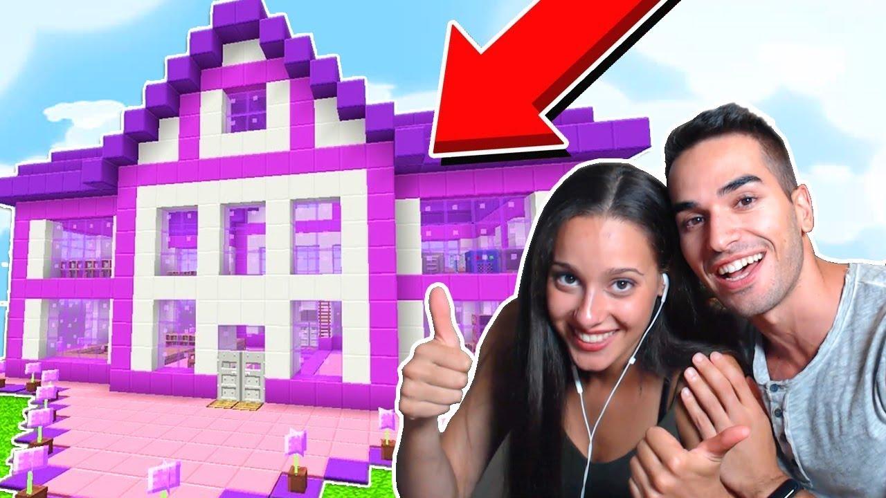 Download LA PRIMA CASA DELLA MIA RAGAZZA - Minecraft ITA