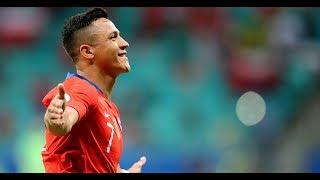 Copa America : Alexis et le Chili s'envolent en quarts !