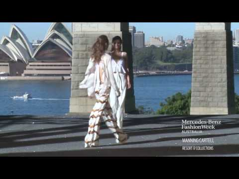 MANNING CARTELL MERCEDES-BENZ FASHION WEEK AUSTRALIA RESORT 17 COLLECTIONS