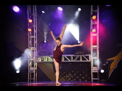 "MICHELLE QUINER's Contemporary Dance Solo ""Rising"" choreographed by TOKYO"