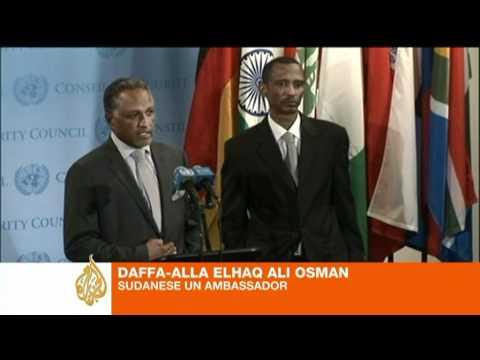 Al Jazeera - Republic of South Sudan raises flag at UN
