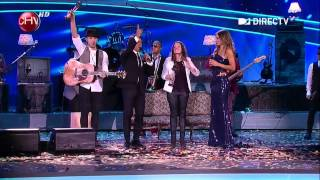 Jesse y Joy Viña del Mar 2014 HD