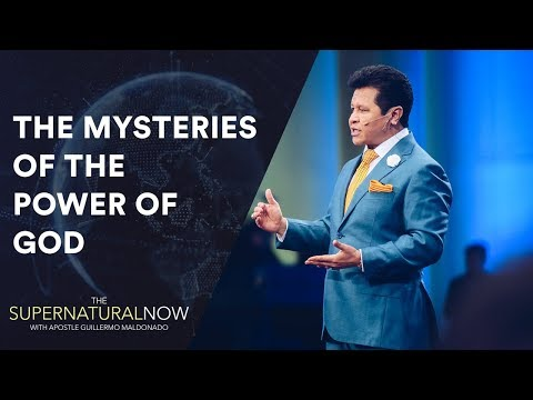 The Mysteries of the Supernatural Power of God - The Supernatural Now | Aired on November 12, 2017