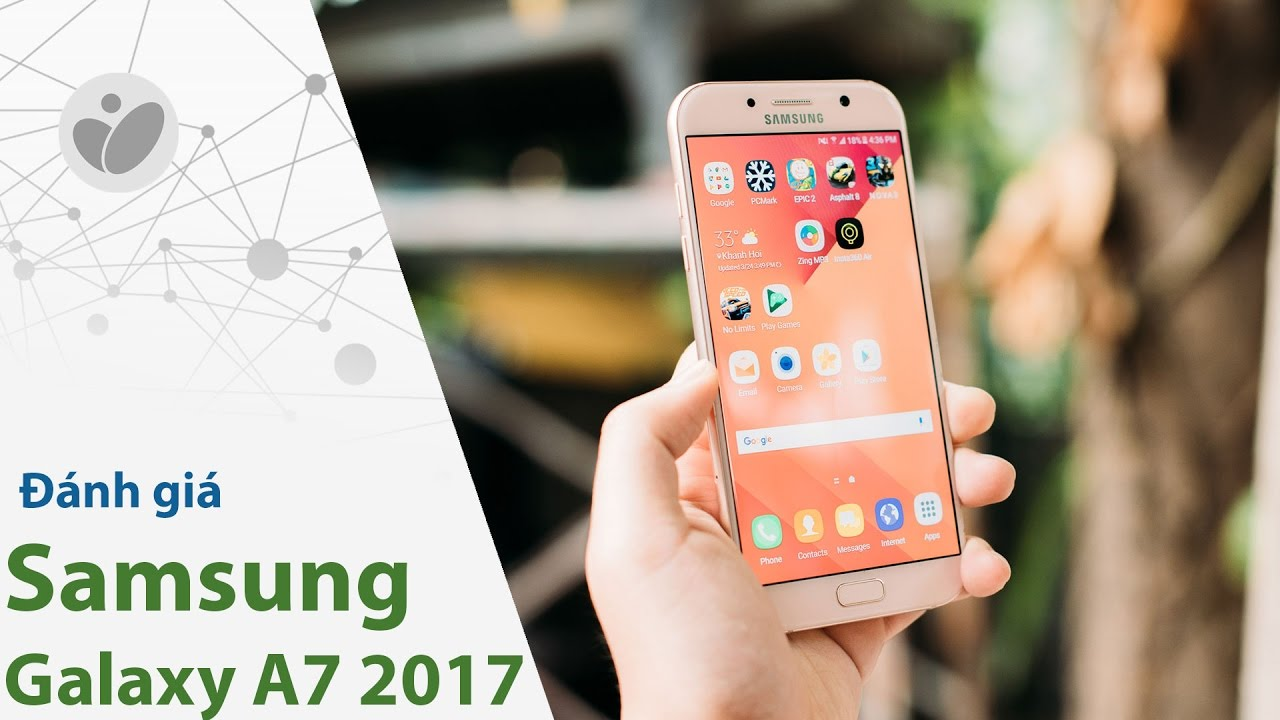 Tinhte.vn | Đánh giá Samsung Galaxy A7 2017