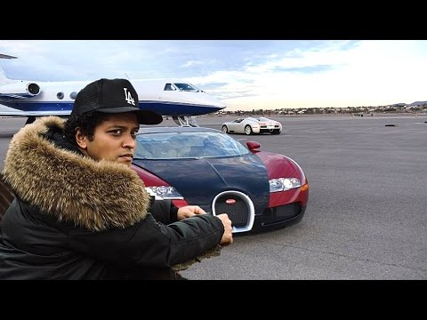 10 MOST EXPENSIVE THINGS OWNED BY BRUNO MARS