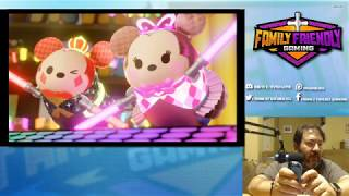 Disney TSUM TSUM Festival Gameplay
