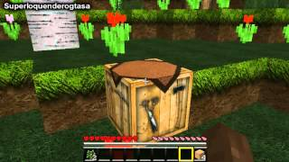 LOQUENDO GTA San Andreas Cj juega minecraft Cap 4 Parte 1