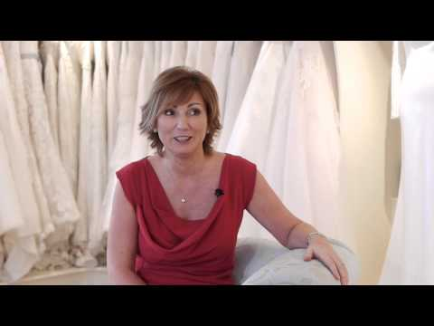 Ellie Sanderson on Ballgowns Pt. 1 - Wedding Show TV