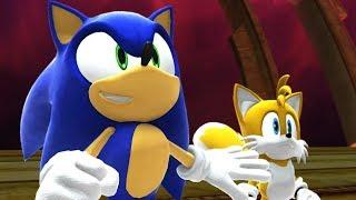 Gambar cover Sonic Generations - All Cutscenes