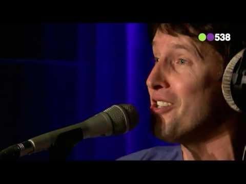 James Blunt - Heart to Heart (live bij Evers Staat Op)