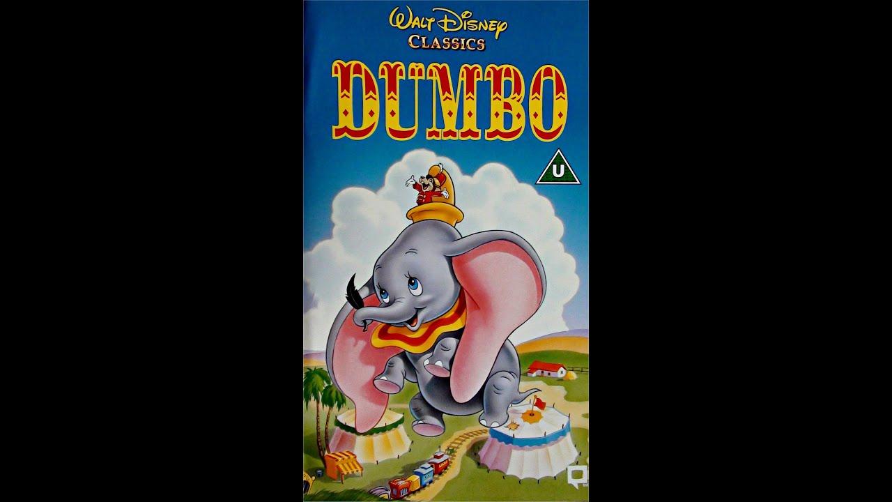Digitized opening to Dumbo 1994 UK VHS  YouTube