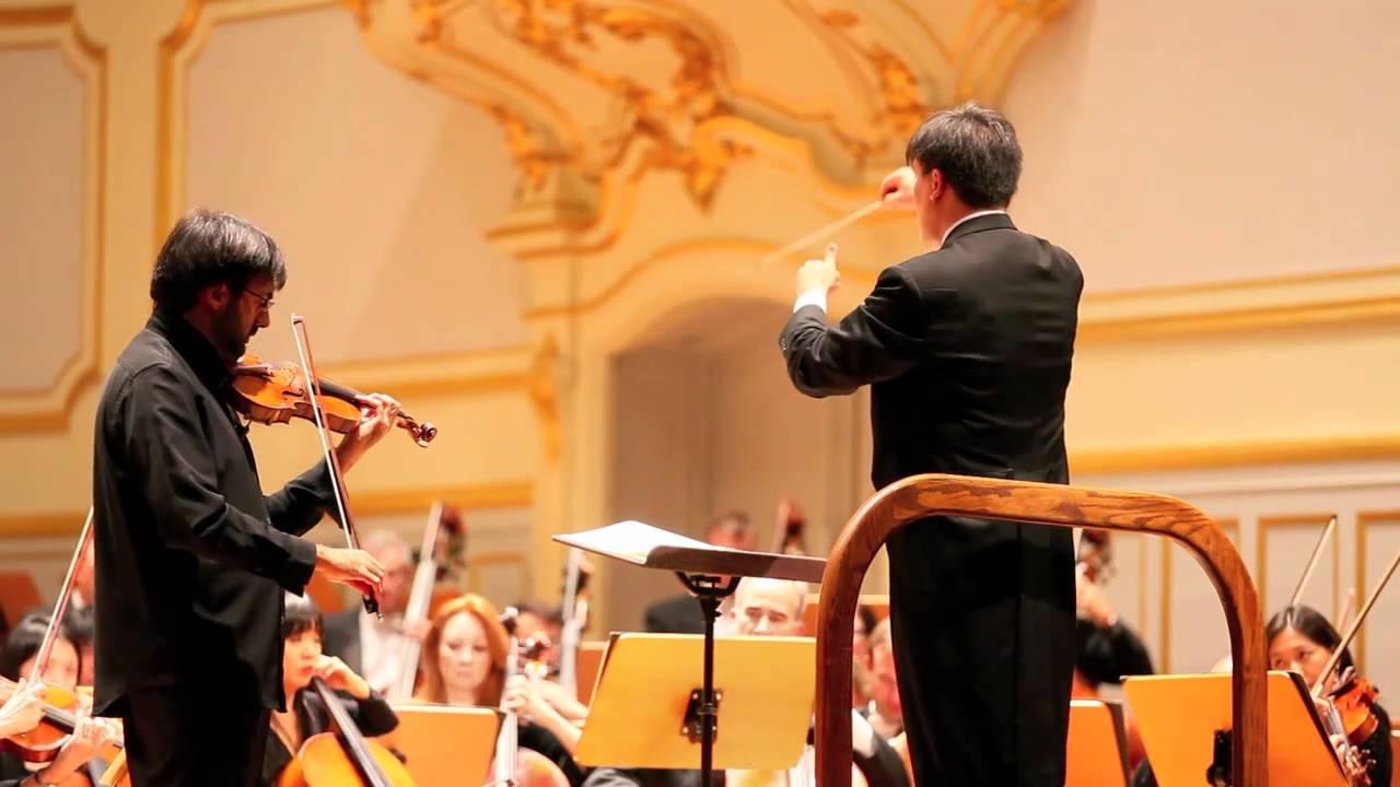 Kavakos Plays Sibelius