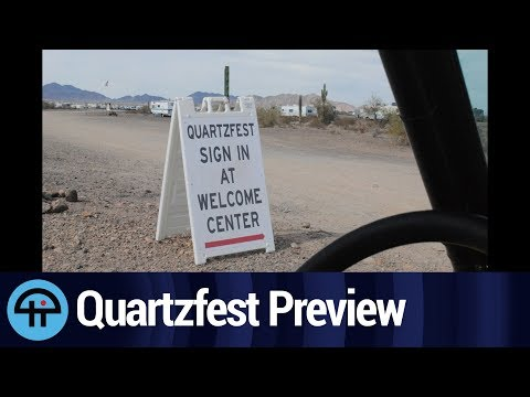 What to Expect at Quartzfest 2019