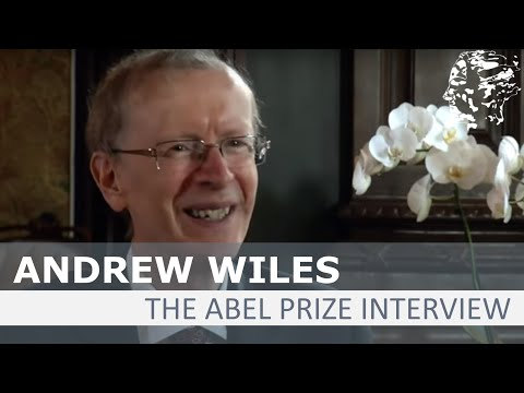 The Abel Prize interview with Andrew Wiles