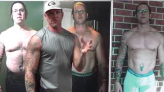 ONE YEAR SOBER/ muscle and fitness/bodybuilding.com articles  Matt Childs/ real alcoholic/addict
