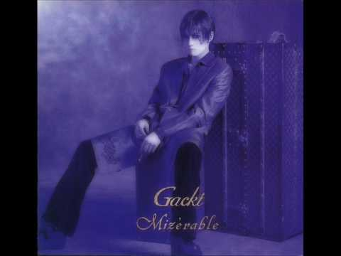 Gackt - Mizérable Mini Album