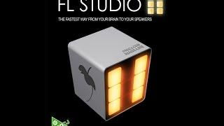 Fl studio 11 Видео урок Martin Garix + Клубняк
