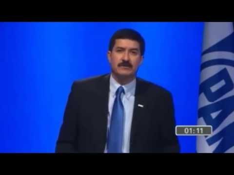 Debate entre Javier Corral y Ricardo Anaya  por la Dirigencia Nacional del PAN