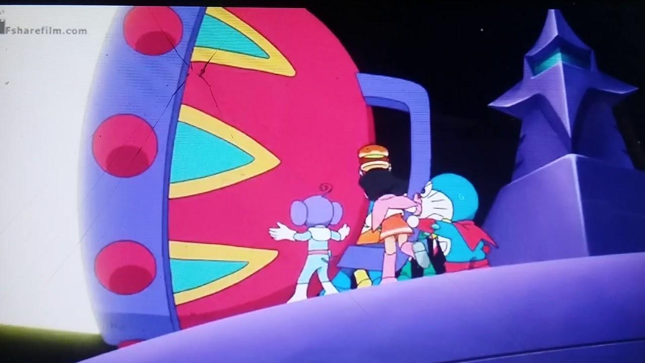 Giải cứu hành tinh của Nobita