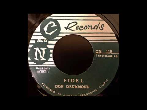 DON DRUMMOND - Fidel [1964]